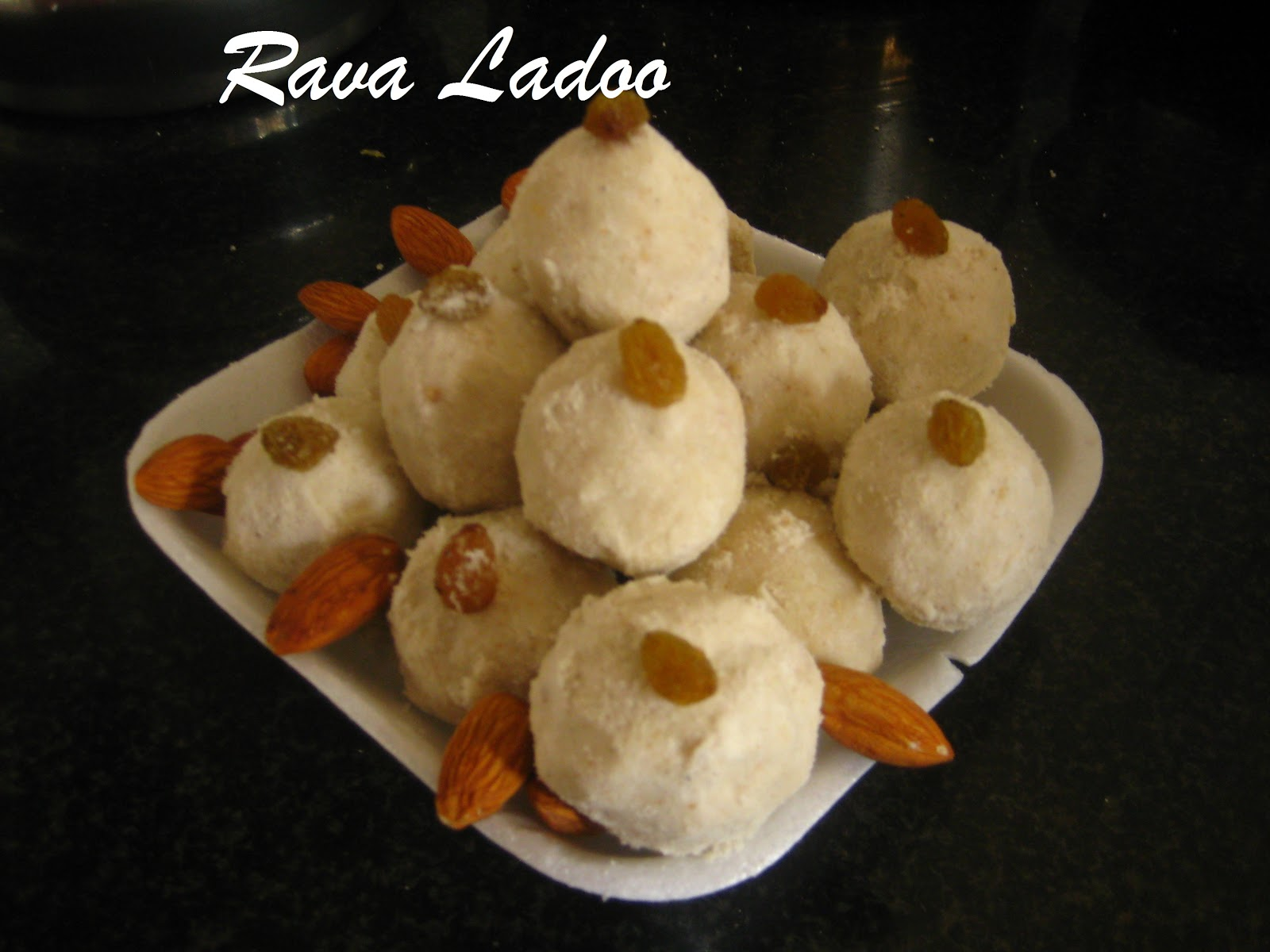 how to make rava ladoo at home