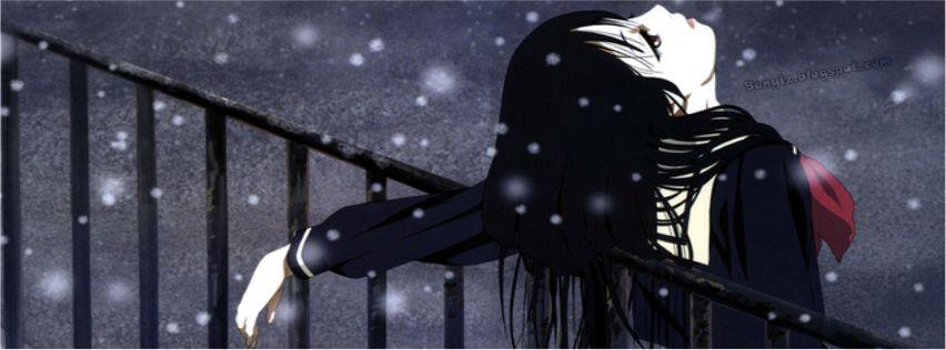 Foto Sampul Anime Galau   Bangiz
