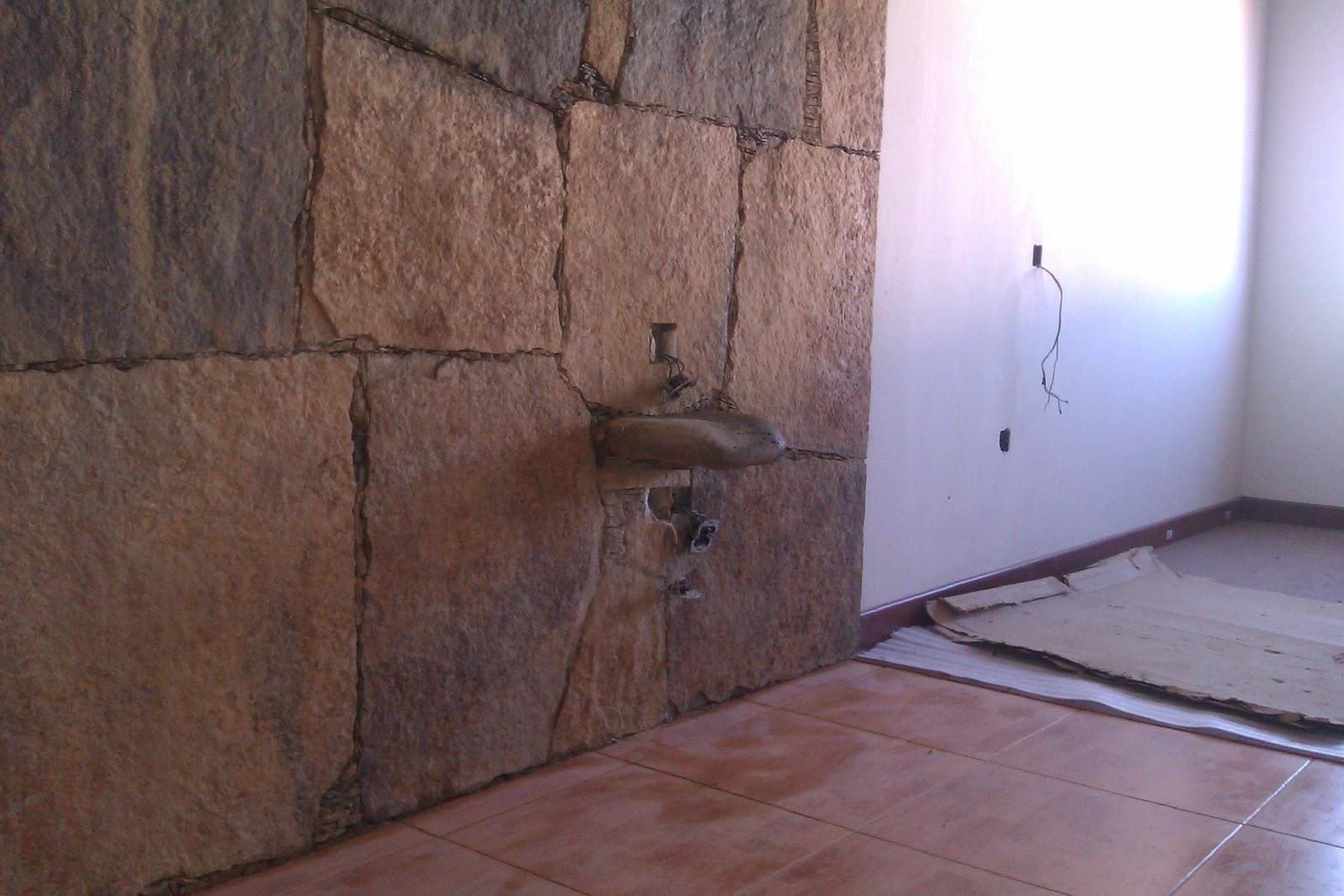 Artesania malage chapado piedra - Cabeceros de piedra ...
