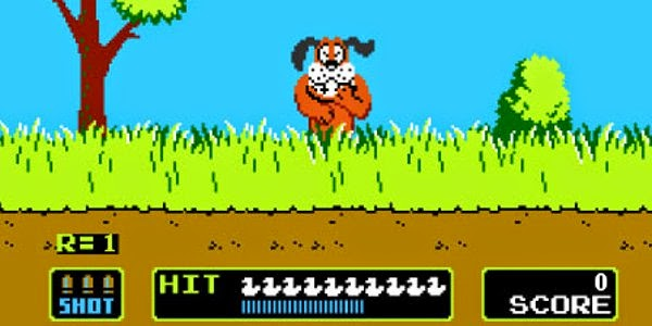 ... do Duck Hunt