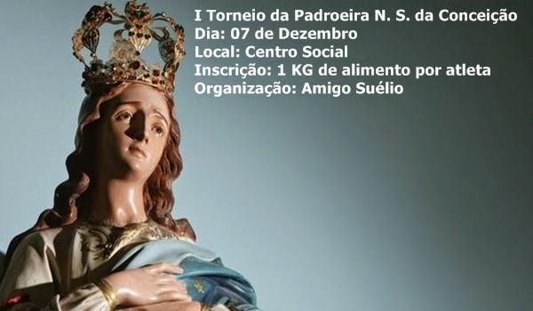 I Torneio Nossa Senhora da Conceição