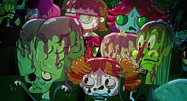 Historietas Assombradas - O Filme Download Imagem