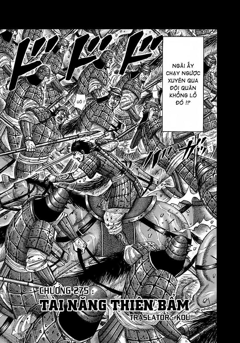 Kingdom – Vương Giả Thiên Hạ (Tổng Hợp) chap 275 page 4 - IZTruyenTranh.com