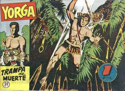 Yorga Nº 34-Hispano Americana de Ediciones