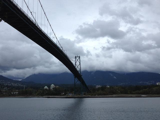 [vancouver] lions gate bridge