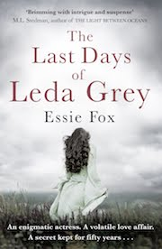 ESSIE FOX LATEST GOTHIC NOVEL