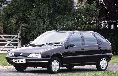 Tirador de puerta para Citroen ZX 1991/ /1998