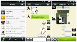 WeChat - Download Aplikasi Chating Gratis