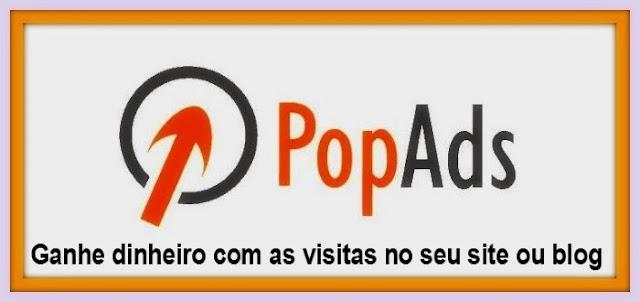 PopAds- Rede de publicidade Popunder (CPM)