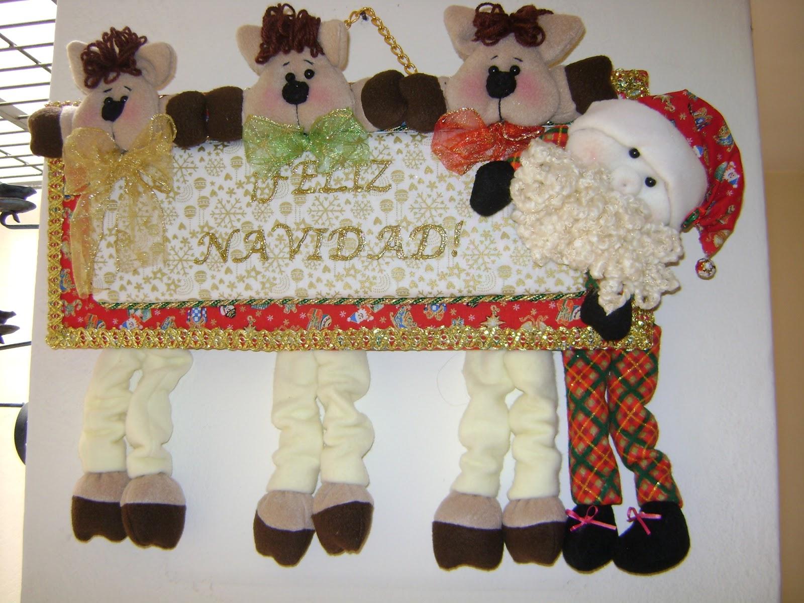 Del amor y mil locuras detalles para navidad for Detalles de navidad