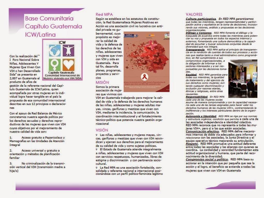 Capítulo Guatemala ICW/Latina