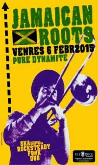 6 feb: Jamaican Roots!