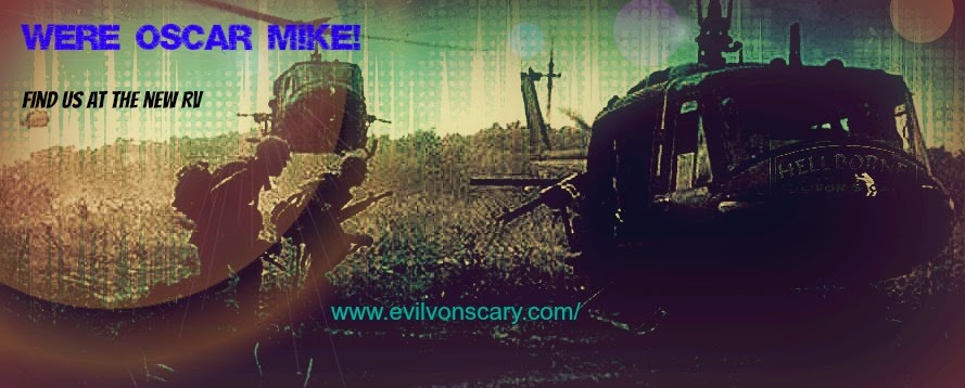 Evil von Scarry Blog