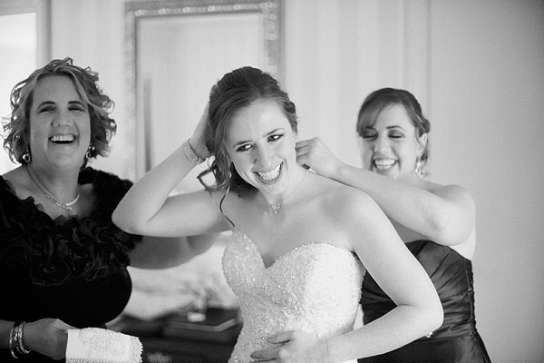 Providence Biltmore bridal preparations