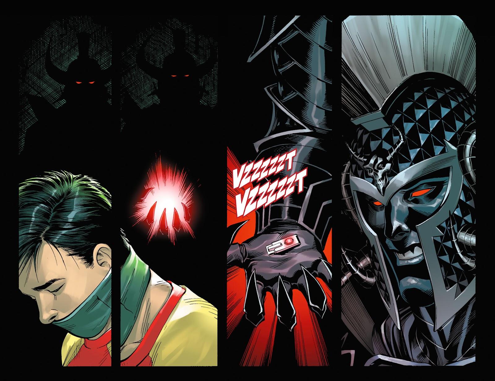 Injustice: Gods Among Us Year Four Issue #11 #12 - English 11