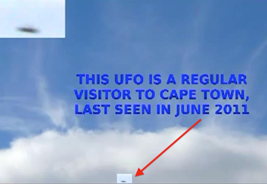 unidentified flying object essay