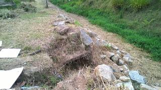 Moradores da Posse em Teresópolis reclamam das obras mal realizadas no Rio Principe