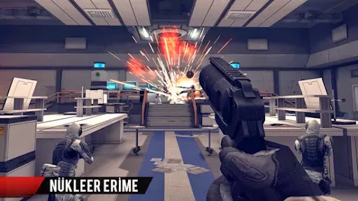 Modern Combat 4 Zero Hour 1.1.5 Apk + Data