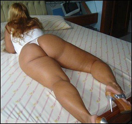 Amateur Busty Latina Milf
