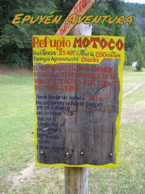 Refugio Motoco - El Bolsón - Lago Puelo - Epuyén Aventura