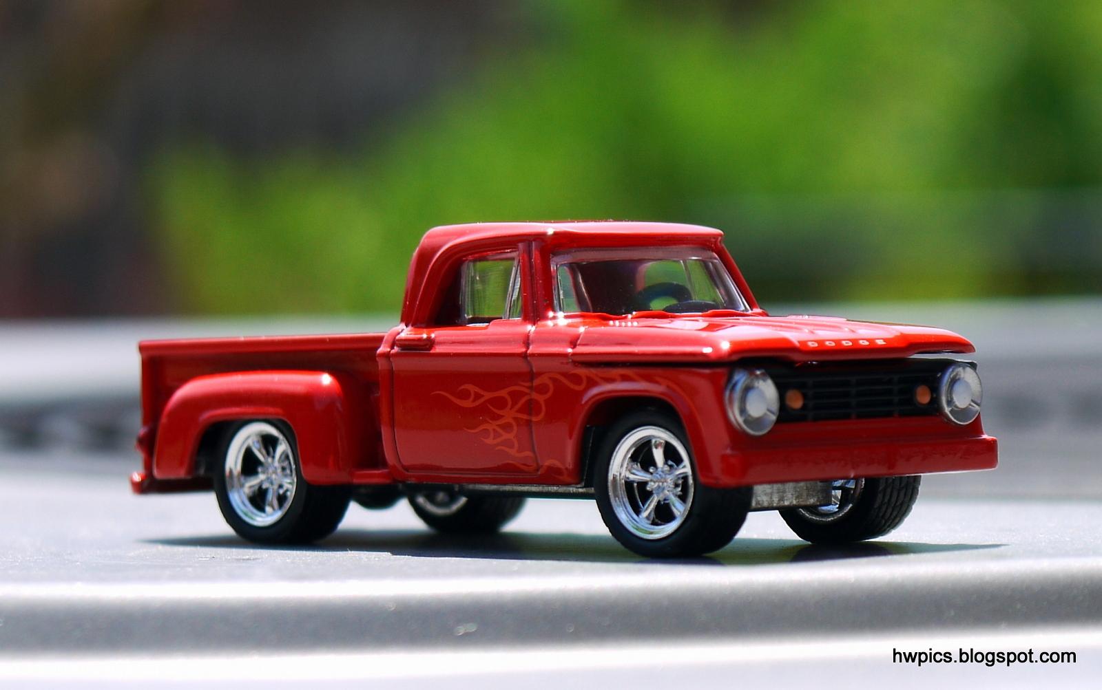 Mytoycars greenlight 1965 dodge d 100 pickup greenlight 1965 dodge d 100 pickup publicscrutiny Images