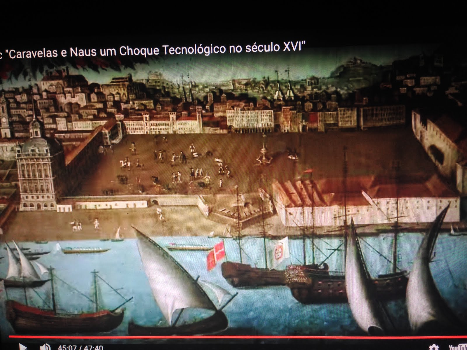 século XV e XVI