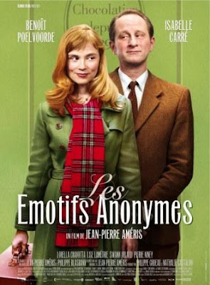 Tímidos anónimos (Les Émotifs Anonymes)(2010) movie filme pelicula online streaming poster