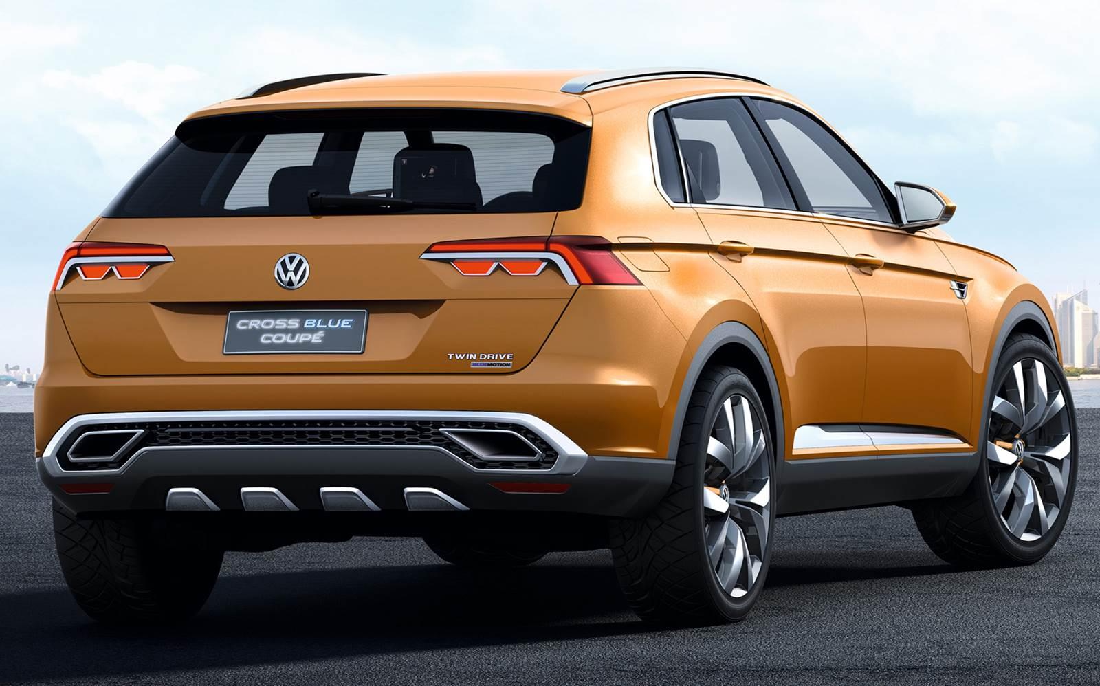 Novo Jeep Renegade 2017 >> Volkswagen prepara ofensiva com 5 novos SUV até 2017 | CAR.BLOG.BR