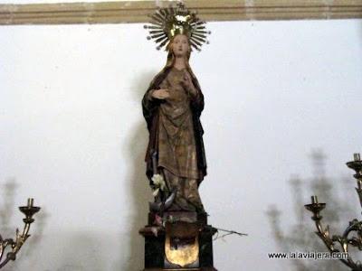 Virgen Esperanza Patrona Capdepera, Mallorca