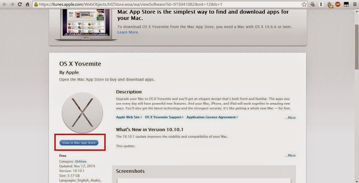 Create OS X Yosemite Bootable USB Flash Drive