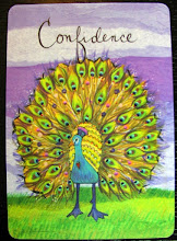 Today's Affirmation card..