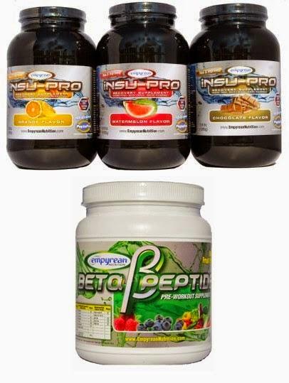 Compléments alimentaires Empyrean Nutrition