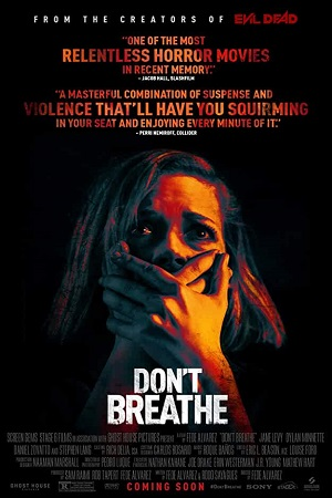 Dont Breathe (2016) Full Movie Dual Audio [Hindi+English] Complete Download 480p