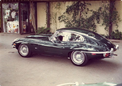 Jaguar E Type  1961   1975    Auto Magazine