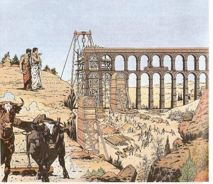Baños Romanos Luisiana:En la ciudad de Roma tenían la Triada Capitolina formada por Júpiter
