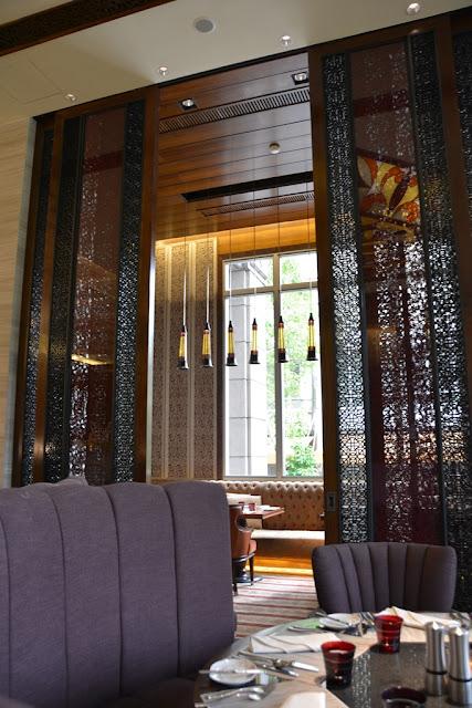 Mandarin Oriental Hotel KL salon