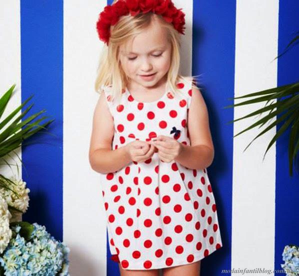 vestidos niñas primavera verano 2014 little akiabara