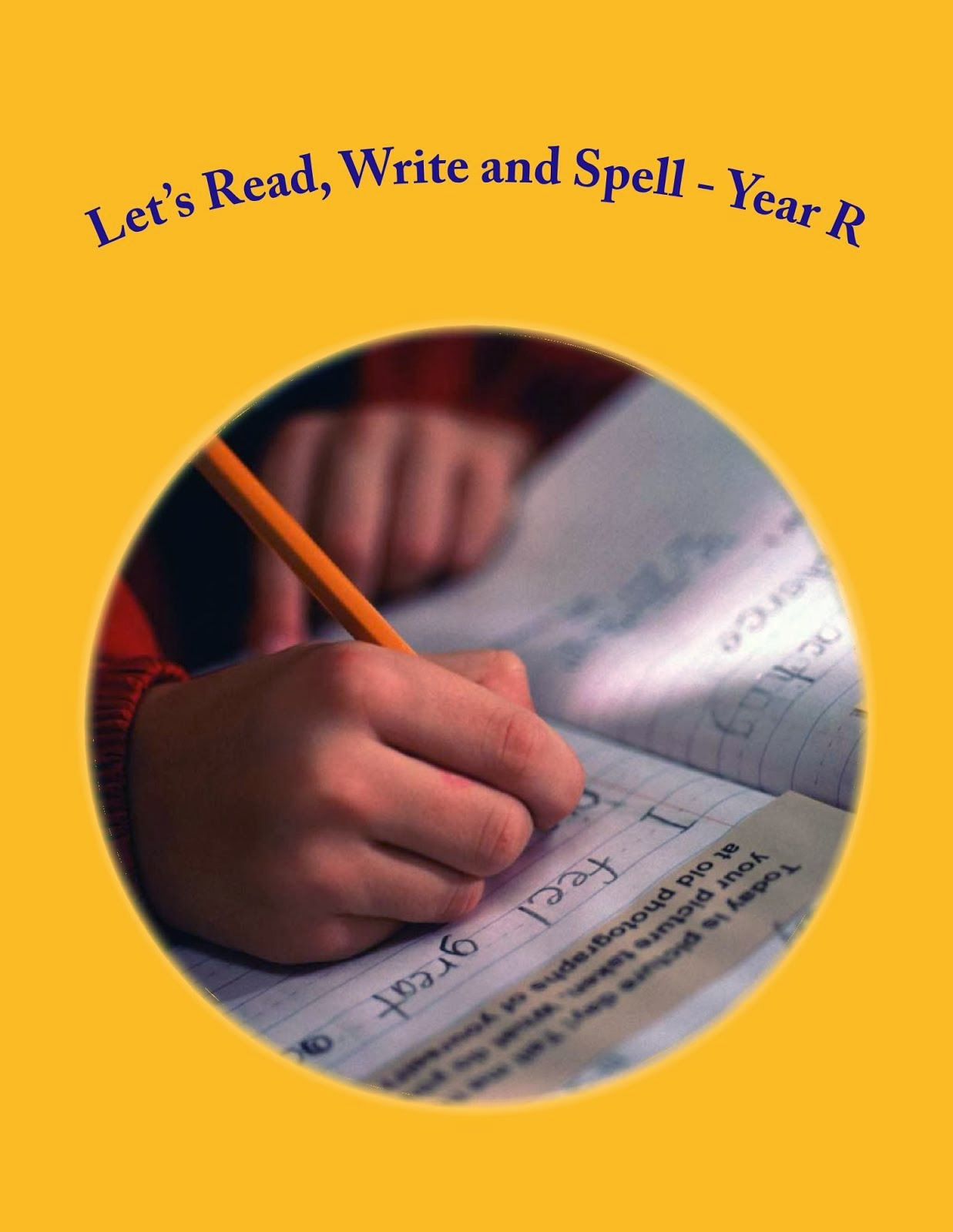 Let's Read Write and Spell