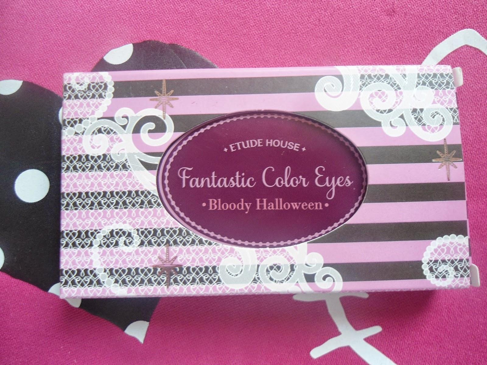 MonStar\'s little blog ~: Etude House Fantastic Color Eyes #1 \