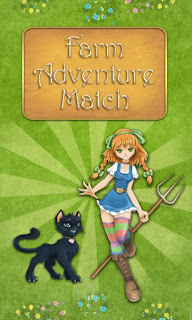 Screenshots of the Farm adventure match for Android tablet, phone.