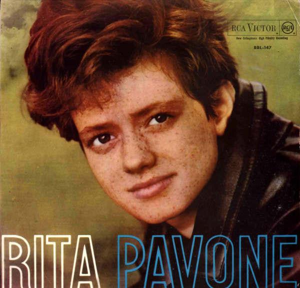 Rita Pavone Non Facile Avere 18 Anni