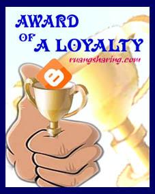 Award dari Ruang Sharing