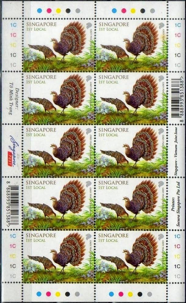 10 x 1st Local (26¢ each)