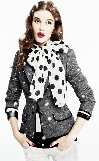 blazer mujer invierno 2012