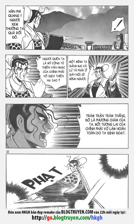 Hiệp Khách Giang Hồ chap 55 page 30 - IZTruyenTranh.com