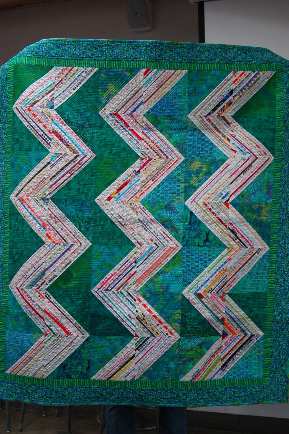 Portland Modern Quilt Guild November 2012