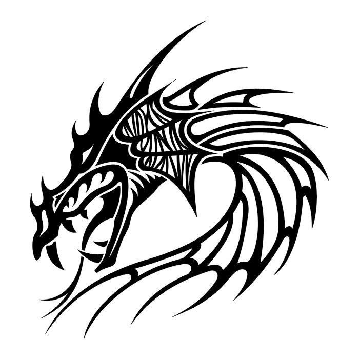tattoo ideas tattoo designs dragon tattoo designs. Black Bedroom Furniture Sets. Home Design Ideas