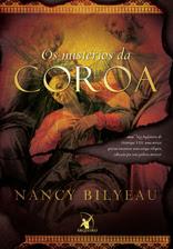 Capa do livro - Os Mistérios da coroa, de Nancy Bilyeau