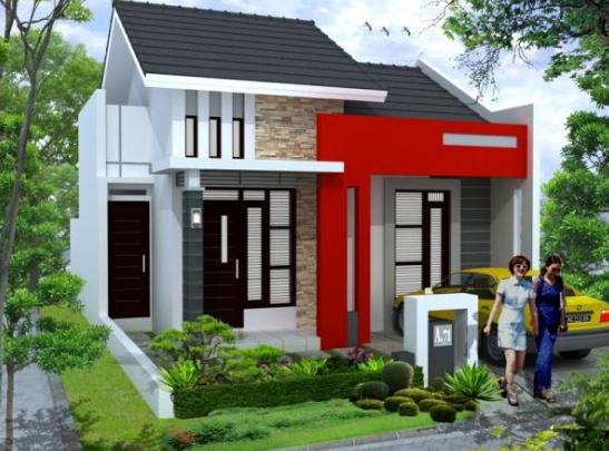 Desain Rumah Minimalis Sederhana Terbaik 2