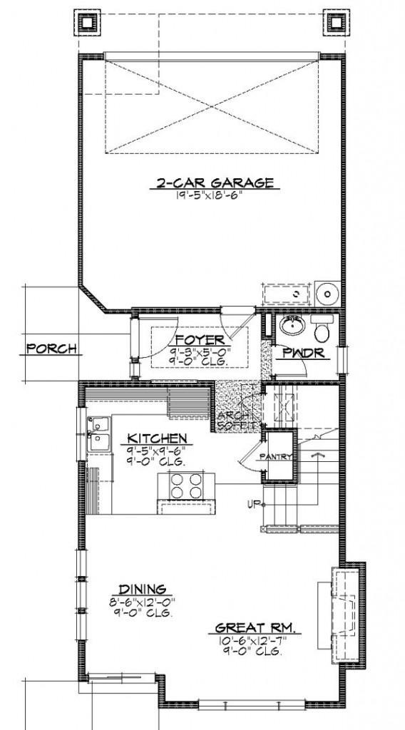 Planos de casas modelos y dise os de casas planos de - Planos de casas pequenas ...
